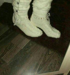 Носочки.