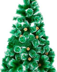 Заснеженная елка с доставкой в Волжске