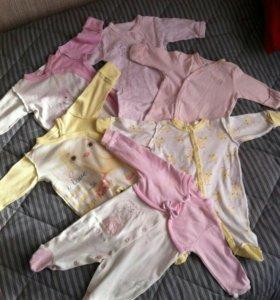Одежда для девочки 56р