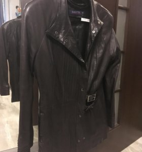 Кожаная куртка Sagitta