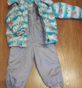 Зимний Детский костюм Tokka Tribe