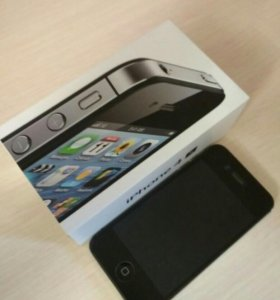 IPhone 4s, Black, 16Gb