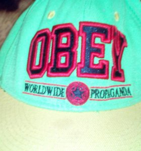Мужская кепка OBEY