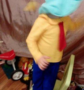 Карнавальный костюм Незнайки