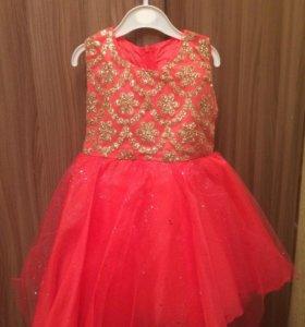 Детское платье 28 размер