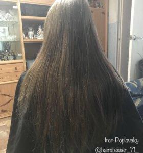 Полировка волос Плавск