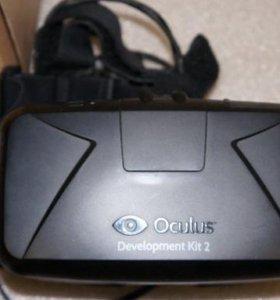Oculus rift DK2 Очки виртуальной реальности по рф