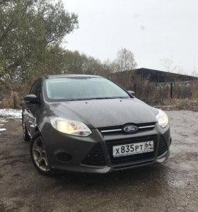 Ford Focus 3 1,6 АМТ, 125 л.с