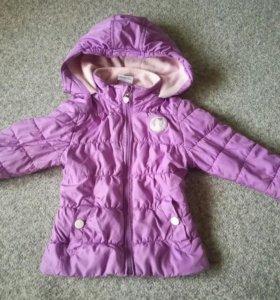 Куртка на девочку 1_2 года