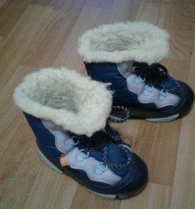 Зимняя обувь Демары
