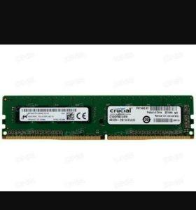 оперативная память ддр4 4гига