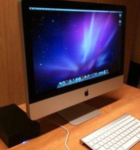 """iMac 🖥 21,5"""", i3 3,2ghz, 8gb RAM, 320HDD"""