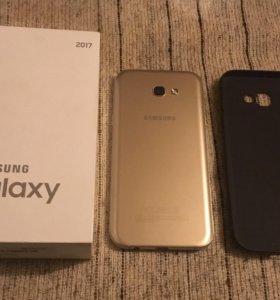 Samsung a7 2017 а720f