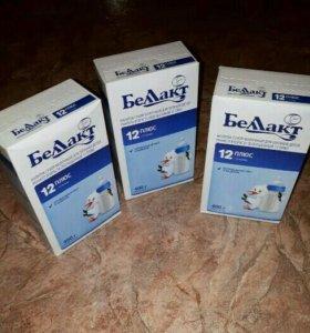 Молочный напиток Беллакт 12+