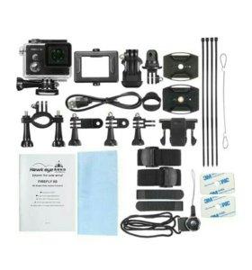 Экшен камера Hawkeye Firefly 8 s 4 К Sports