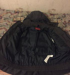 Зимняя куртка Zara Men