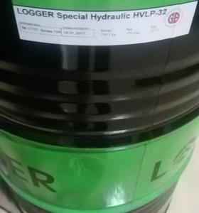 Масло гидравлическое  HVLP-32 (205 л)