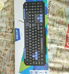 Клавиатура dexp usb
