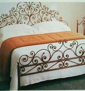 Решетки, и спальня
