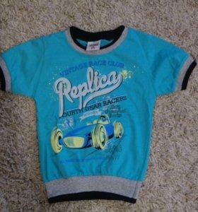 Детская футболка,размер 80 см.