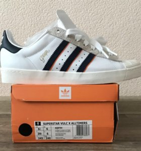 Кроссовки Adidas Superstar Vulc X Alltimes