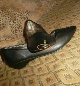 Туфли новые на узкую ножку