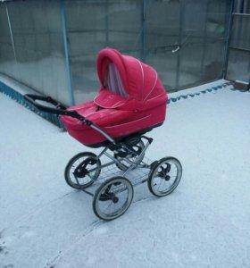 Детская коляска 2 в 1!