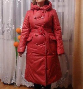 Пальто женское новое весна осень 48.