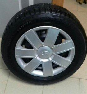 КОЛЕСА на Chevrolet Lacetti Daewoo Gentra и тому п