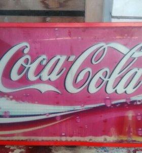Световая реклама.