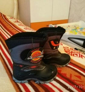 Ботинки детские для мальчика