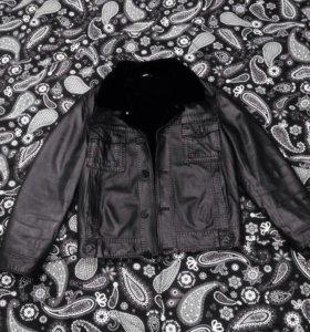 Продам Натуральную зимнюю куртку