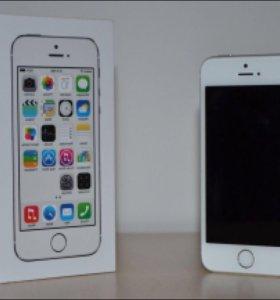 Обменяю iPhone 5s на айфон 6