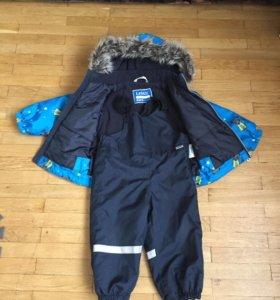 Зимний комплект куртка +штаны