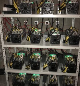 Самый мощный в мире Bitcoin майнер Antminer S9