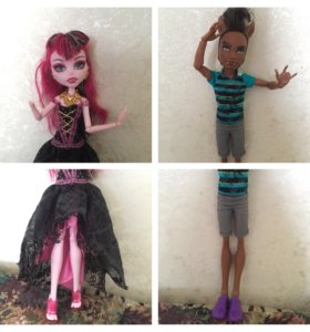 Кукла Monster High. КЛОДА НЕТ⛔️
