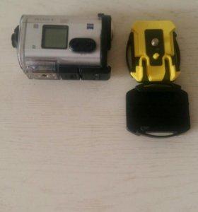 Камера-экшн SONY HDR-AS200V