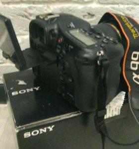 флагманская камера Sony Sony Alpha SLT-A99