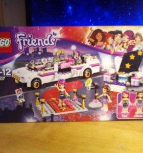 Лего подружки, lego friends (френдс)