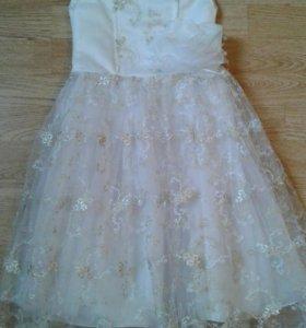 Платье на принцессу на 104 размер