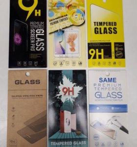 Защитные стекла Samsung Galaxy A