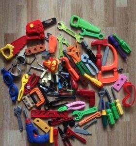 Игрушечные инструменты