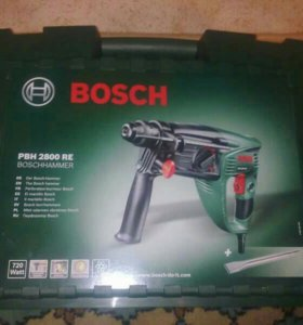 Перфоратор бош Bosch