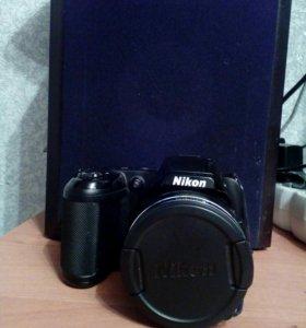 Фотоаппарат Nikon COOPLEX L810