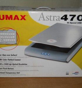 Сканер Umax Astra 4700