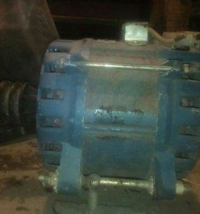 Мотор электродвигатель