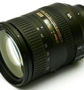 Nikon 18-200 vr ii