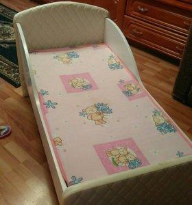 Кровать для ребёнка.