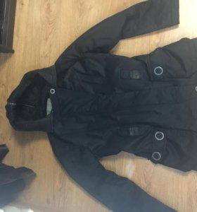 Куртка-парка guess