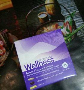 👯Классные витамины Wellness пэк для женщин💃